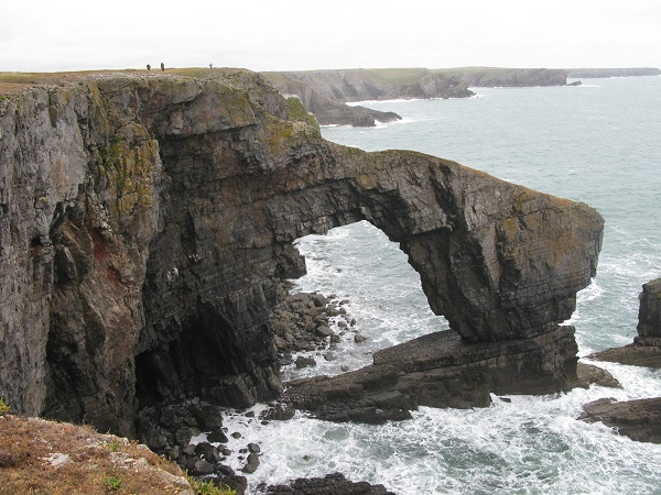 Green Arch of Wales